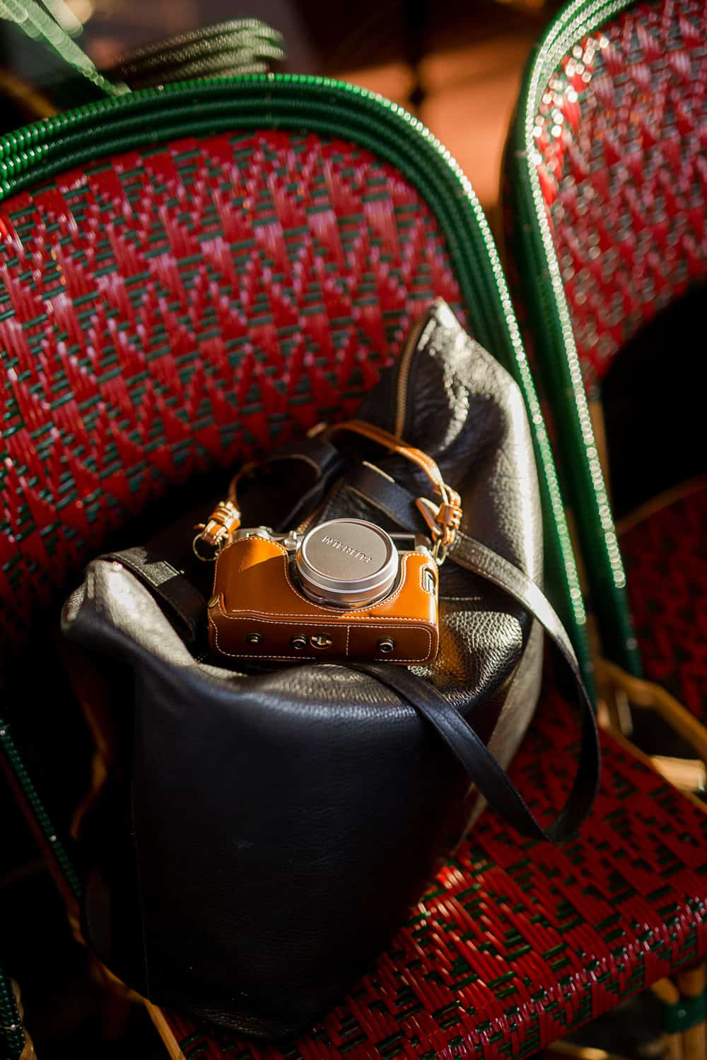Fuji Camera   (photo by Katie Donnelly Photography)