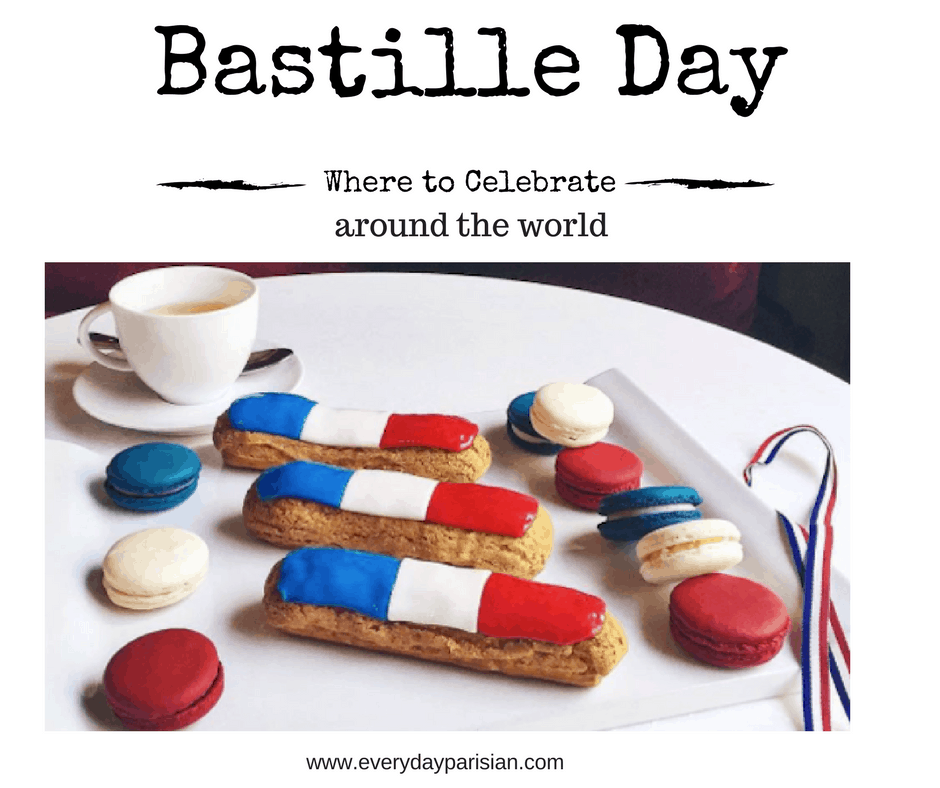 Where to Celebrate Bastille Day if you can't make it to Paris