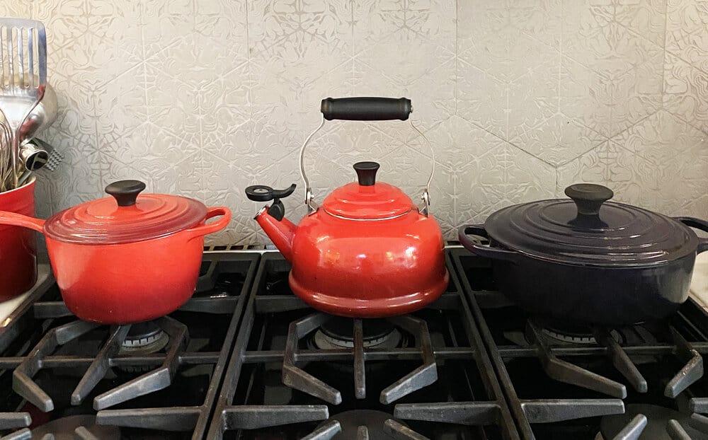 My Five Favorite Le Creuset Pots