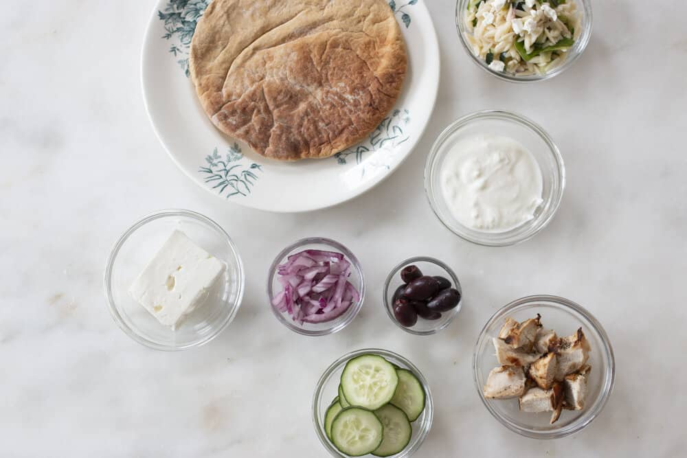 Chicken Pita Recipe