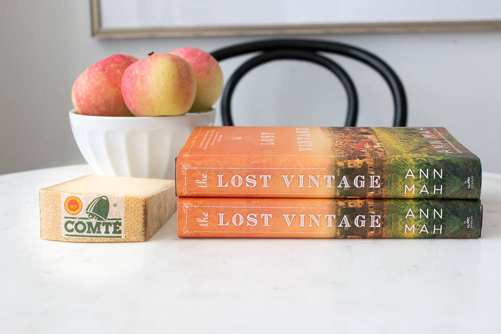 Giveaway of The Lost Vintage by Ann Mah