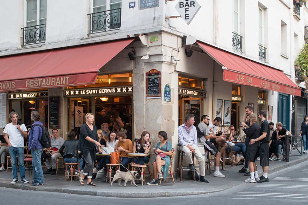 What I Miss About Paris