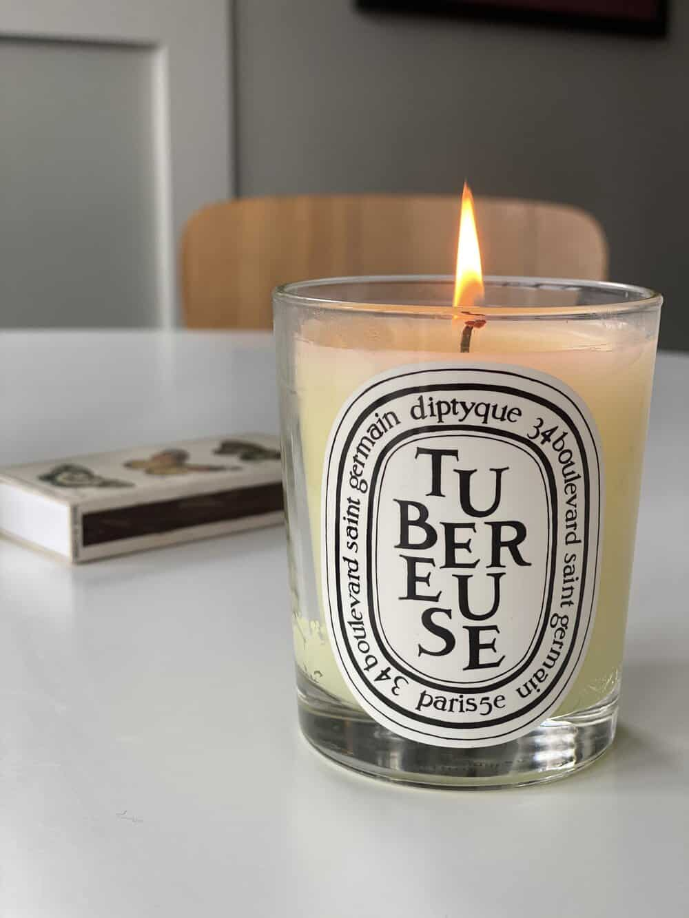 5 Favorite Diptyque Candles