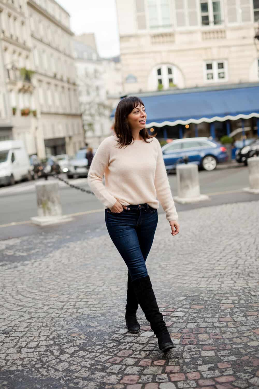sezane sizing guide everyday parisian