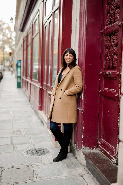 johnson coat sezane everyday parisian
