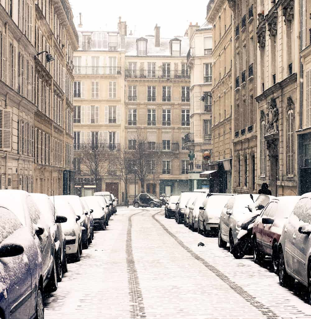 how to frenchify your snow day everyday parisian