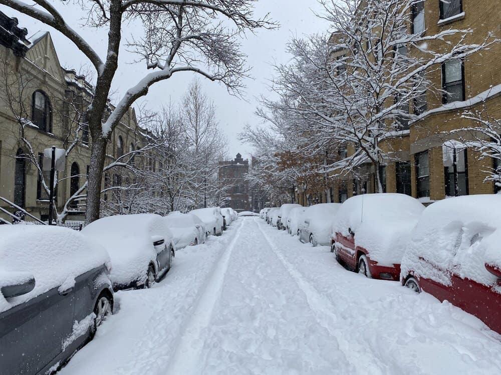 winter in chicago everyday parisian