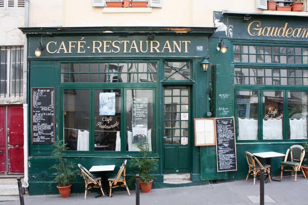 Shop Parisian Café in Latin Quarter Here