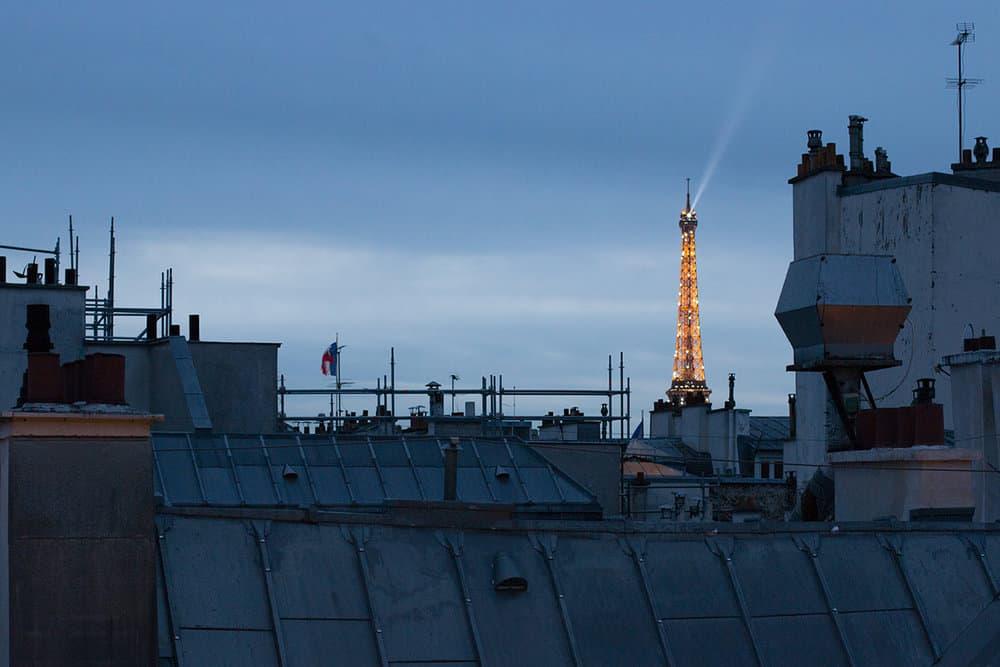 blue hour paris everyday parisian rebecca plotnick