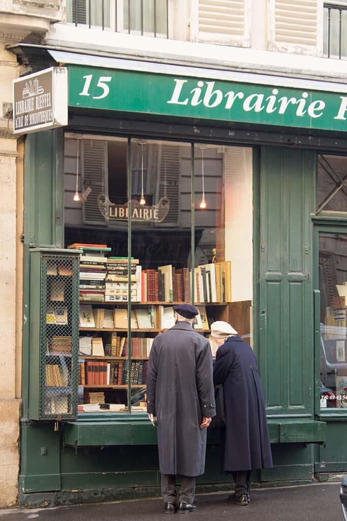 Shop Lovers in Paris Print Here