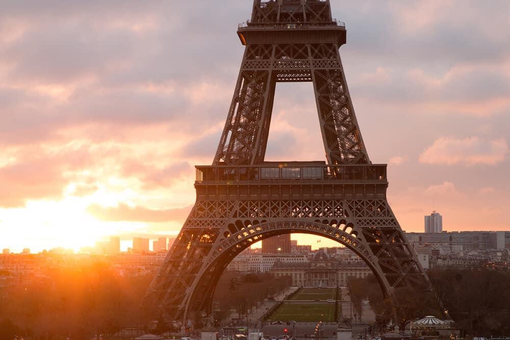 Shop Sunrise in Paris print here