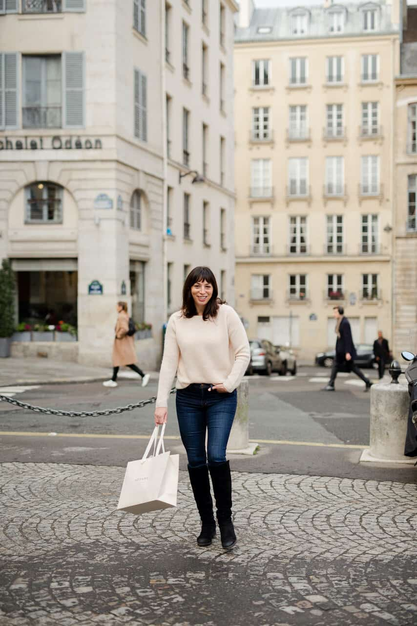 how to frenchify your sweaters for fall everyday parisian