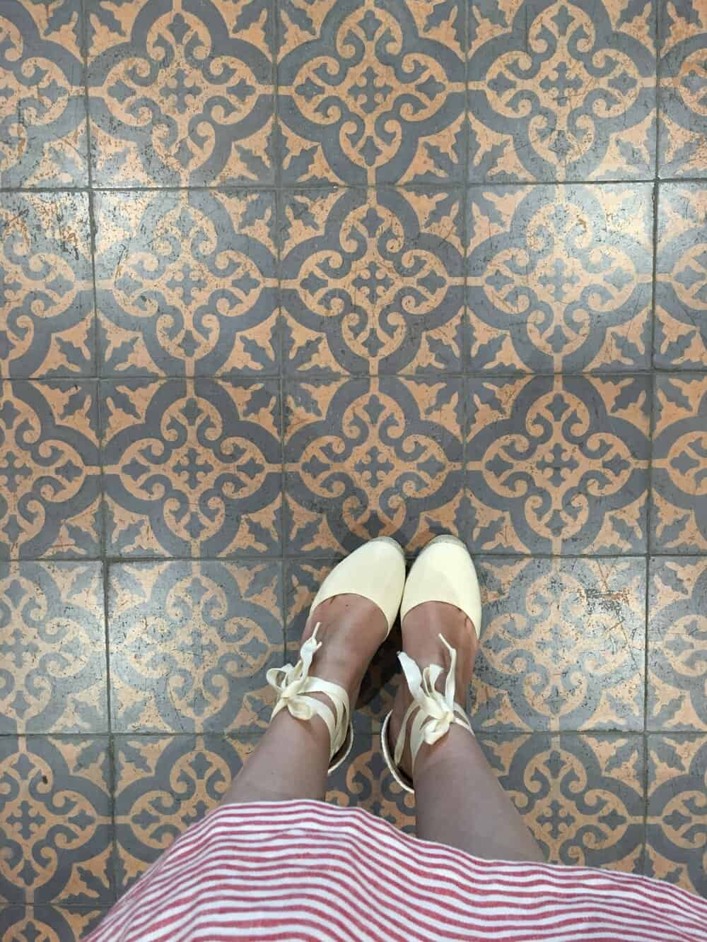 the french girl summer shoe everyday parisian