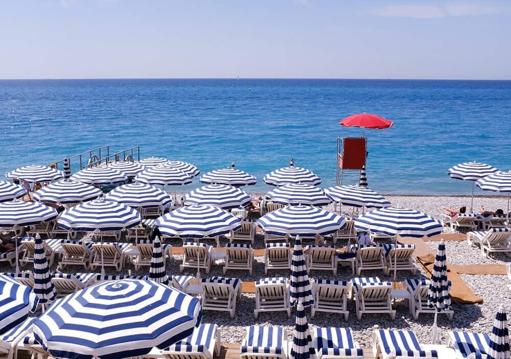Shop Summer in Nice France Print Here