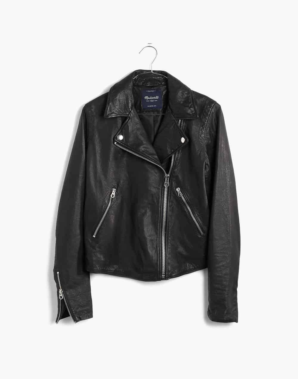 leather jacket for paris france everyday parisian