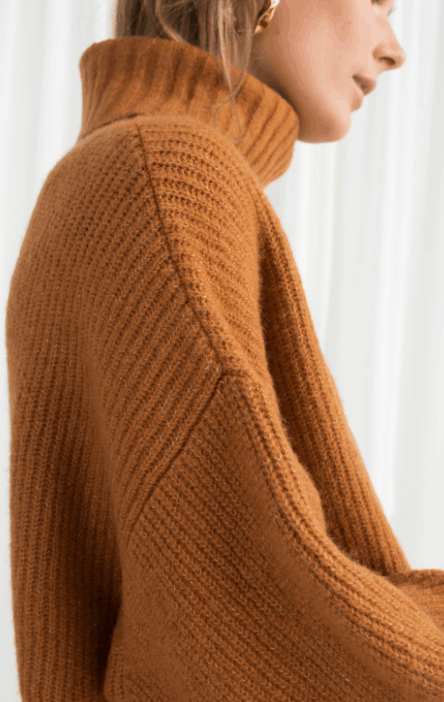 thick sweaters for paris