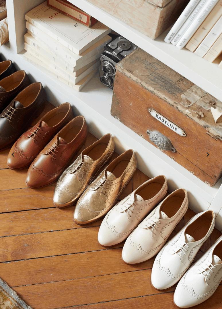 sezane shoes for fall