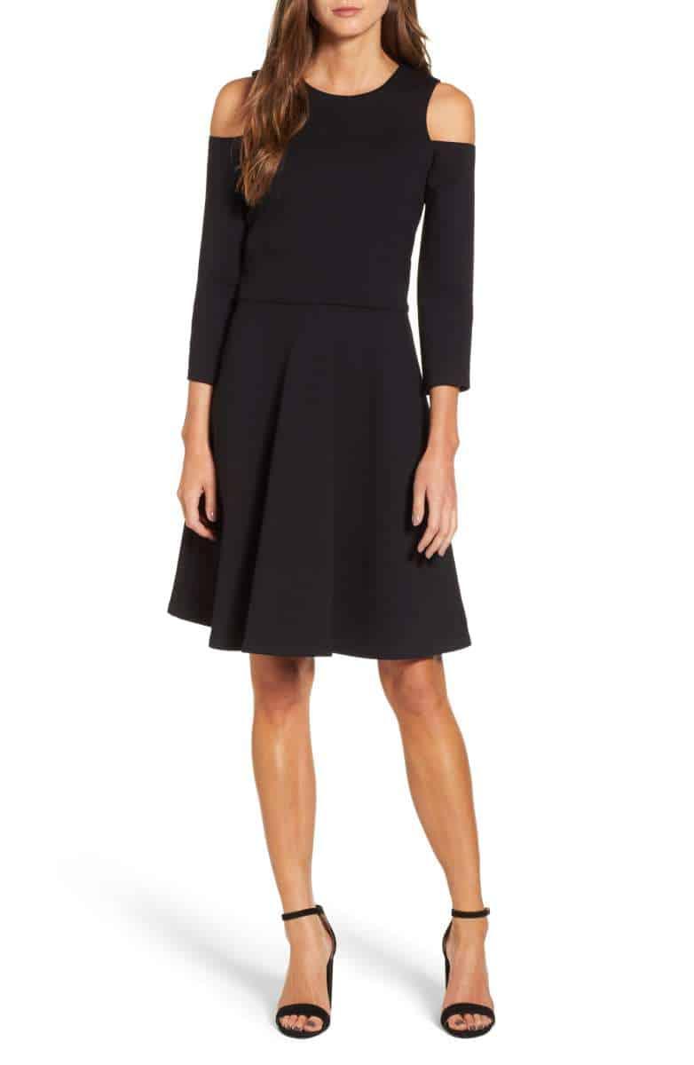 little black dress nordstrom