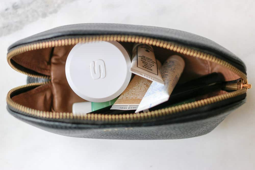 What I pack in My  Cuyana Travel Bag