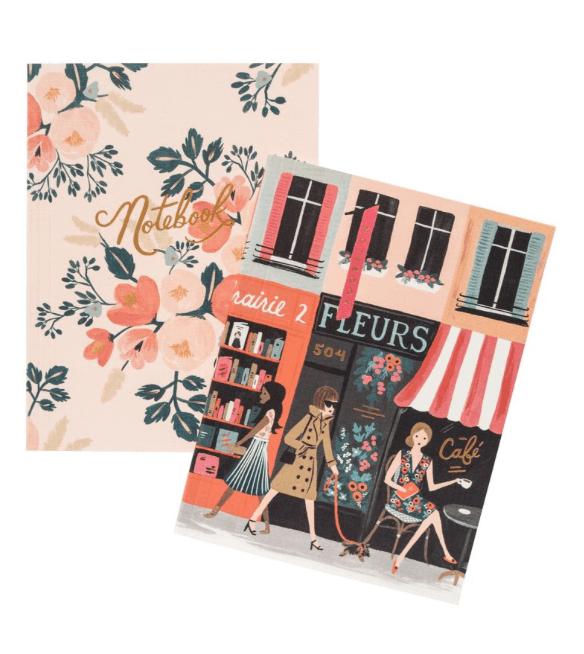 parisian notebooks