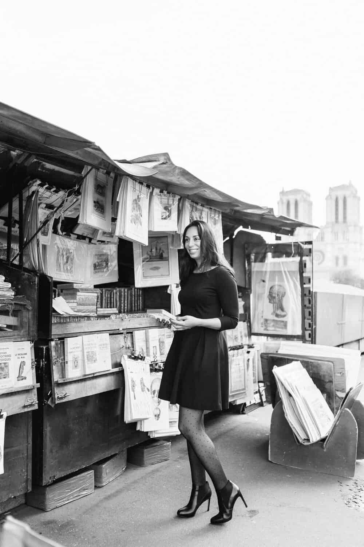paris in black and white rebecca plotnick on the seine