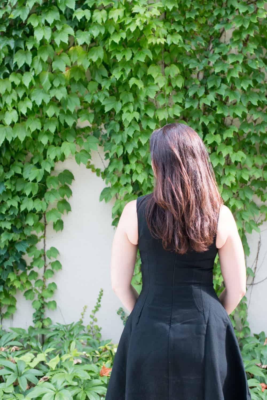 @rebeccaplotnick @everydayparisian little black dress