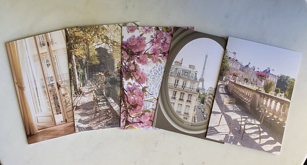 assorted pack of notecards