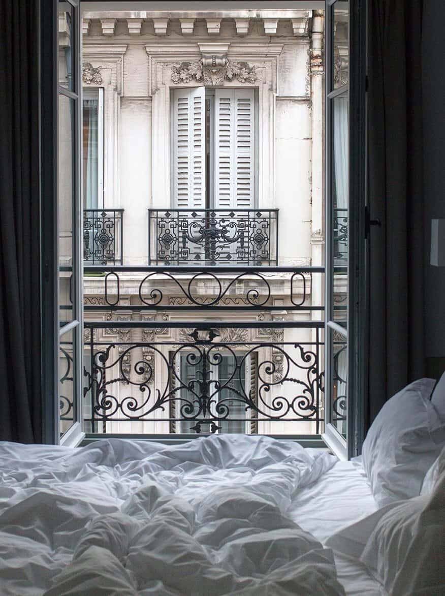 waking up in paris rebecca plotnick