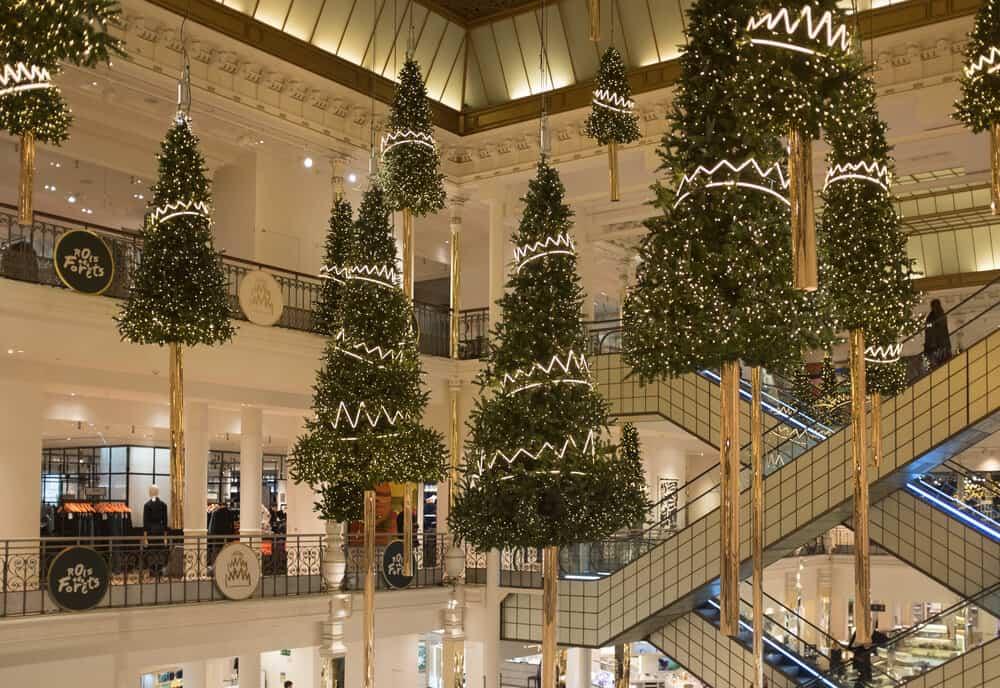 holdiay ornaments 2020 everyday parisian