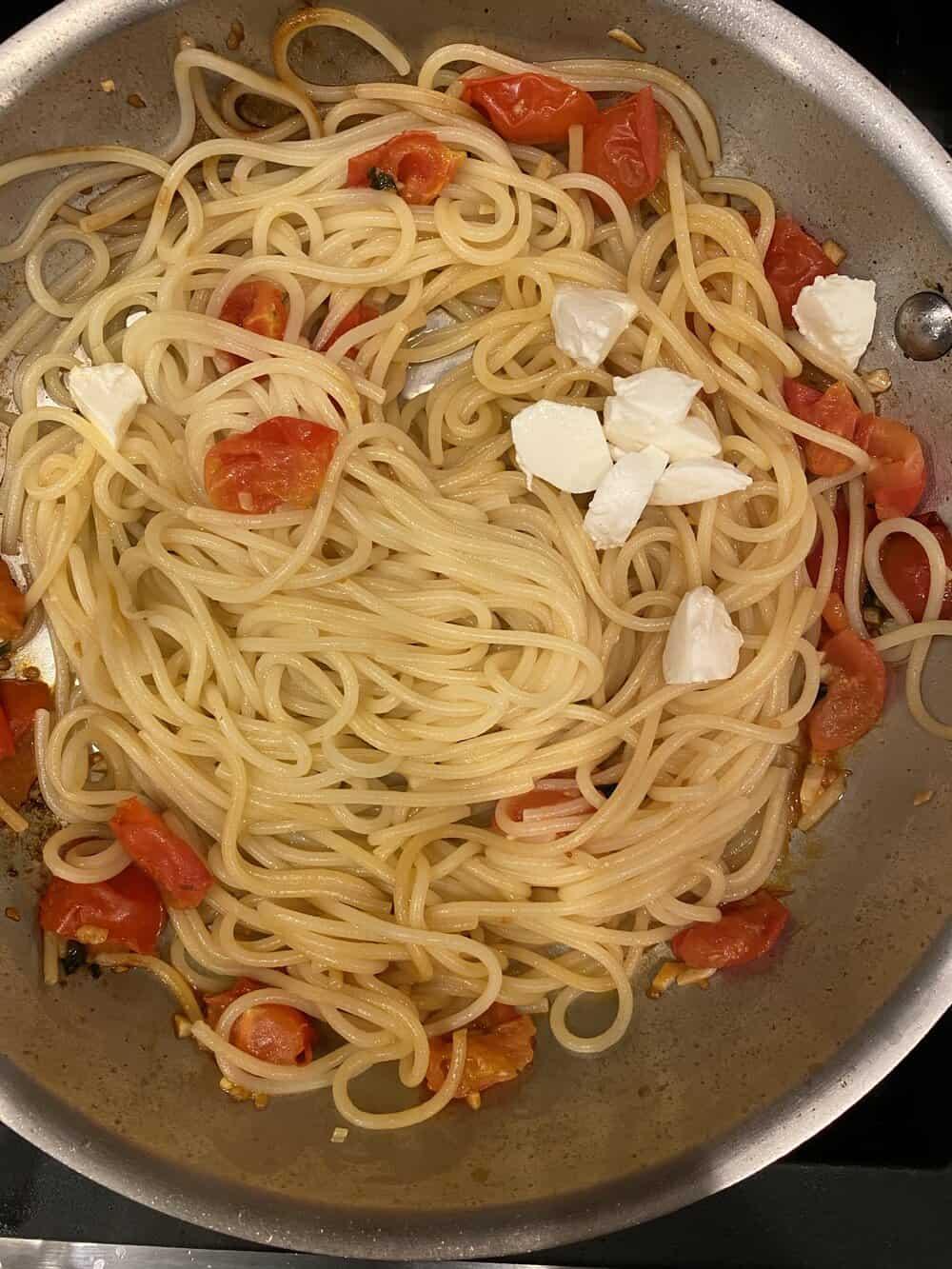 spaghetti pomodoro recipe