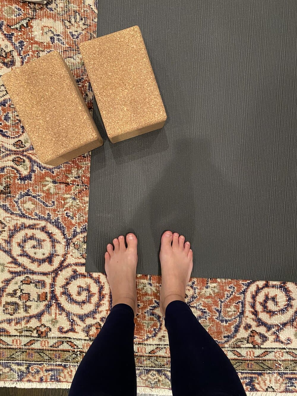 the 100 day challenge yoga everyday parisian