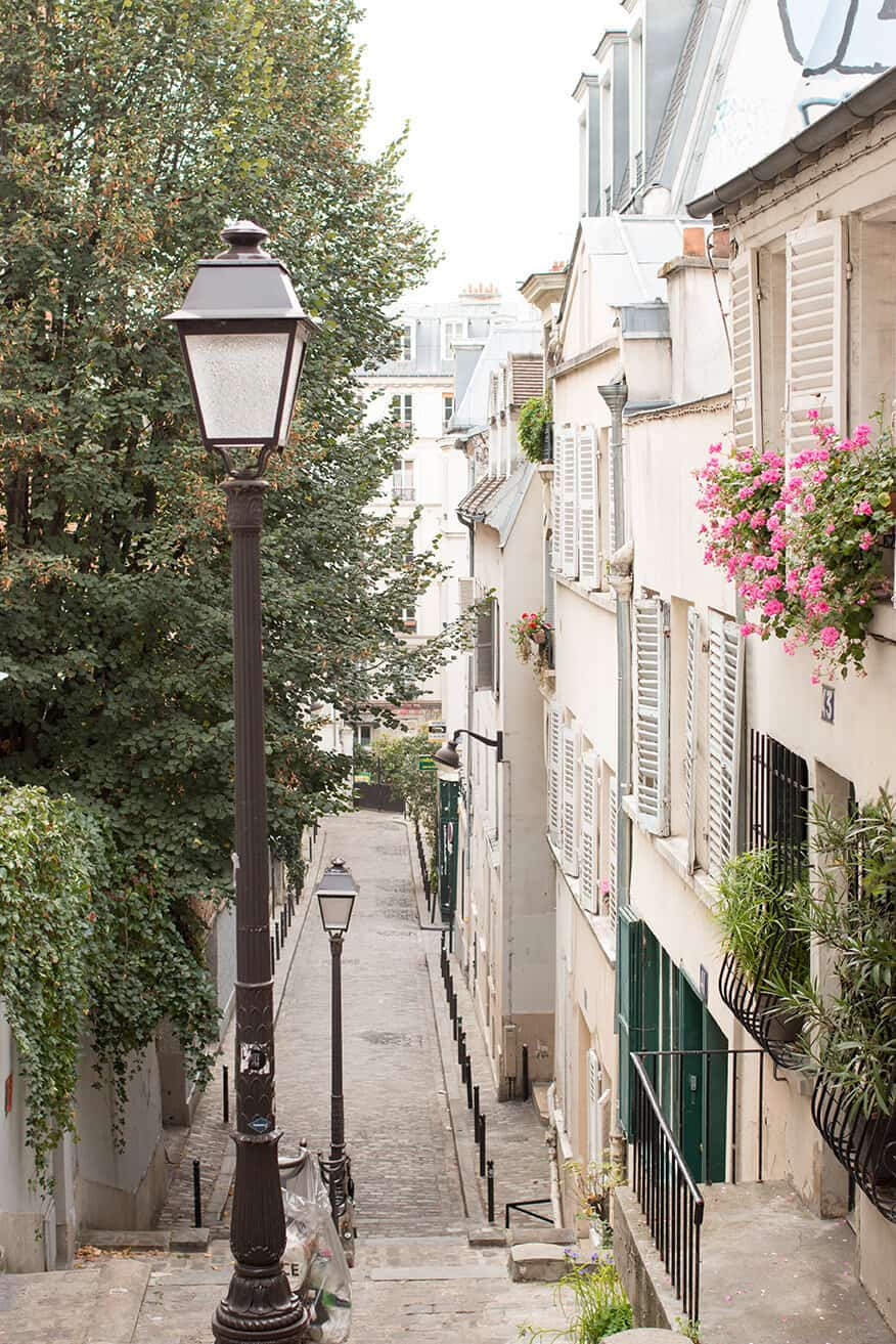 Shop Fall in Montmartre Print Here