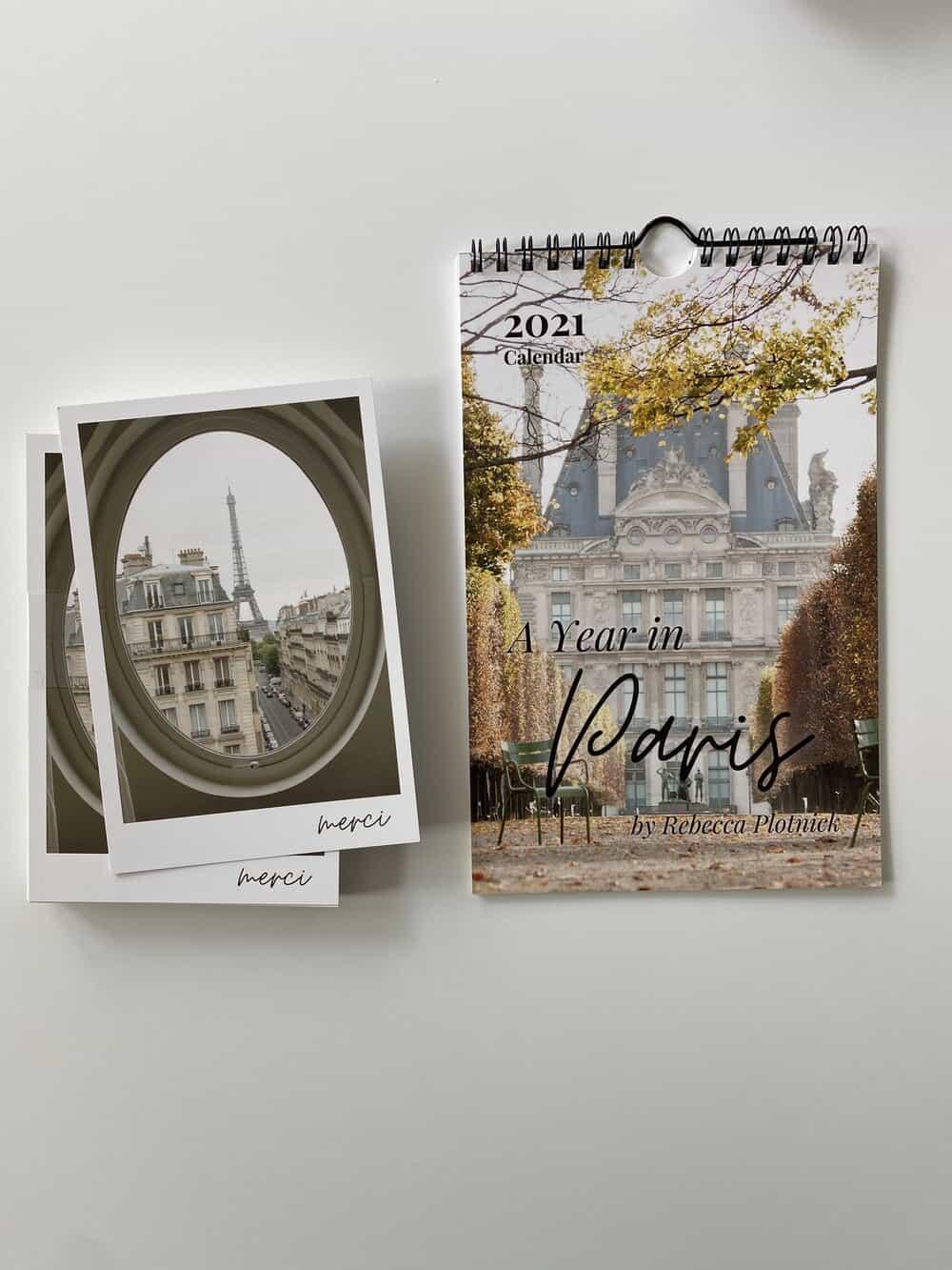 a year in paris calendar everyday parisian