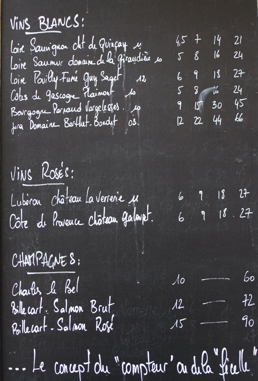 Shop French Wine Café Print Here