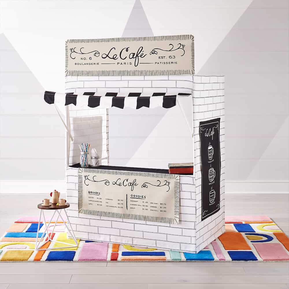 le cafe playhouse frenchify your kid everyday parisian