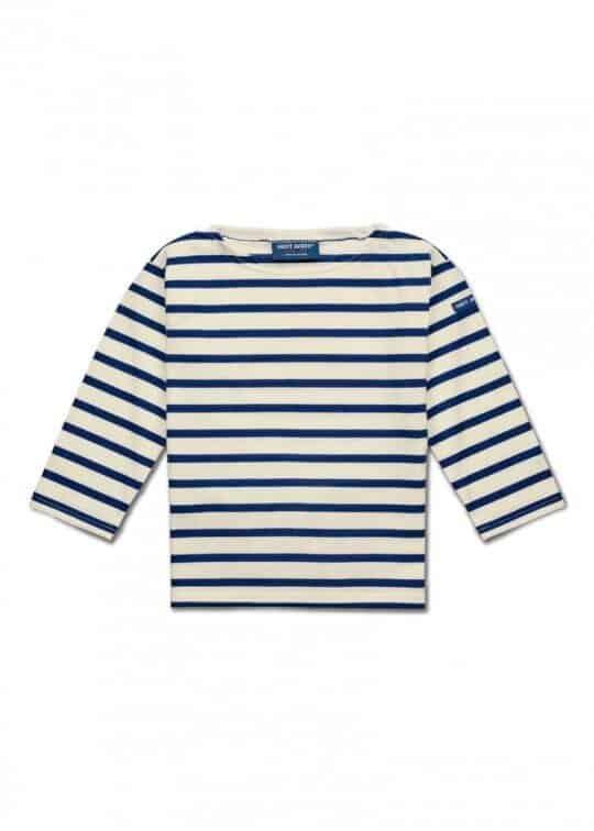 saint james brenton striped tshirt everyday parisian