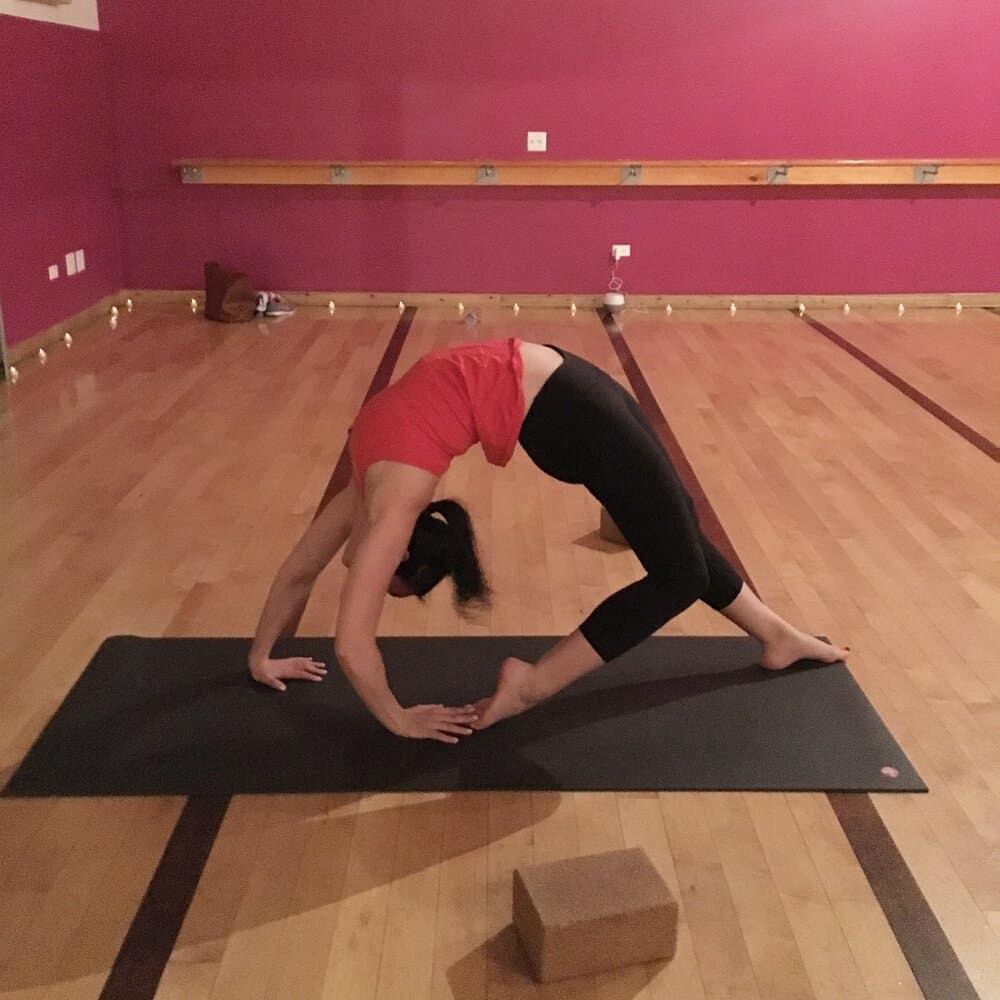yoga rebecca plotnick