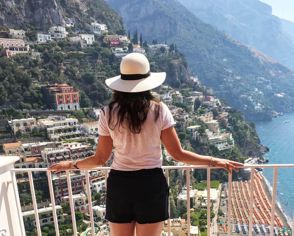 italian summer holiday