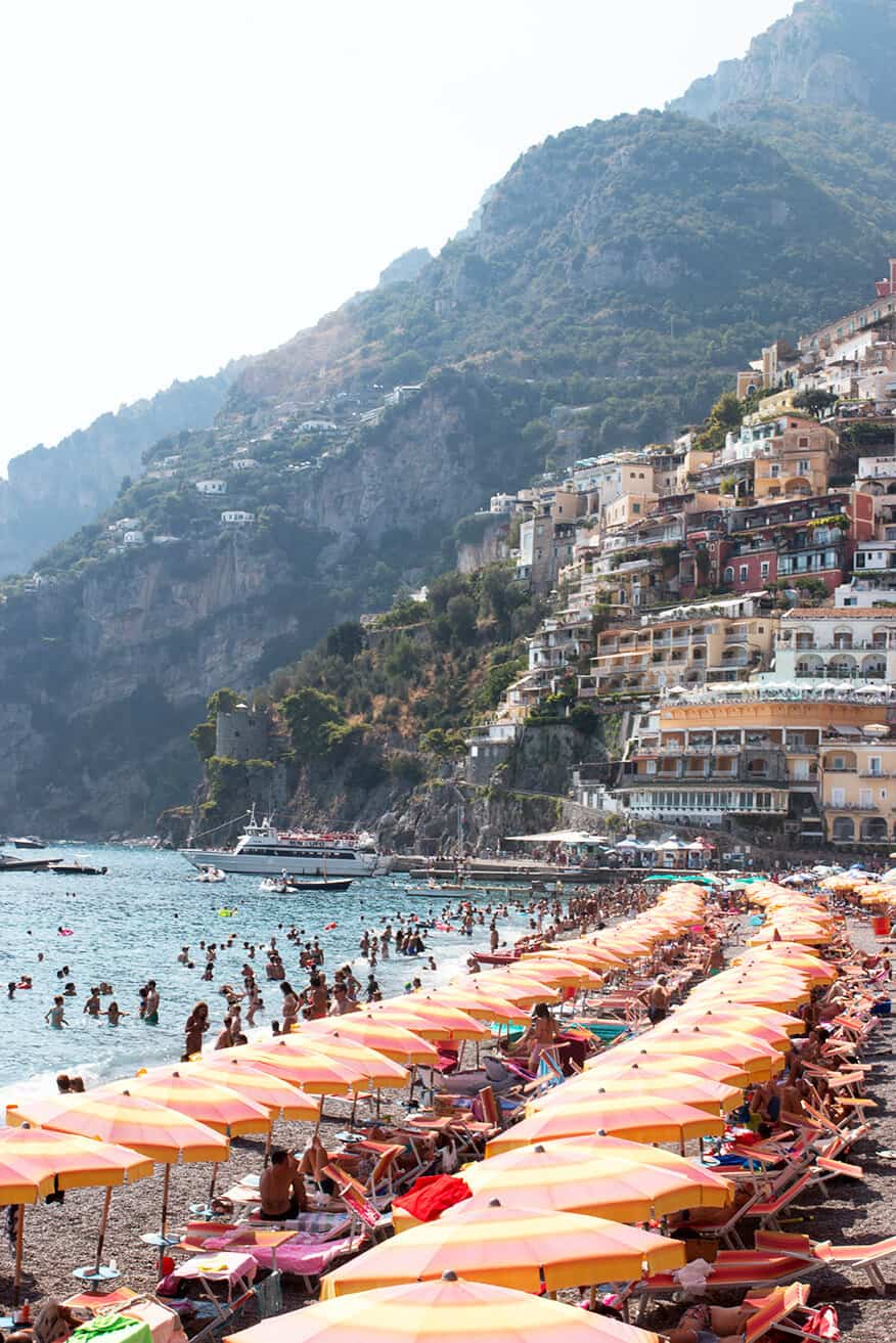 Shop August in Positano Print Here