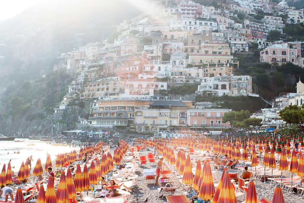 Shop Afternoon in Positano Print Here