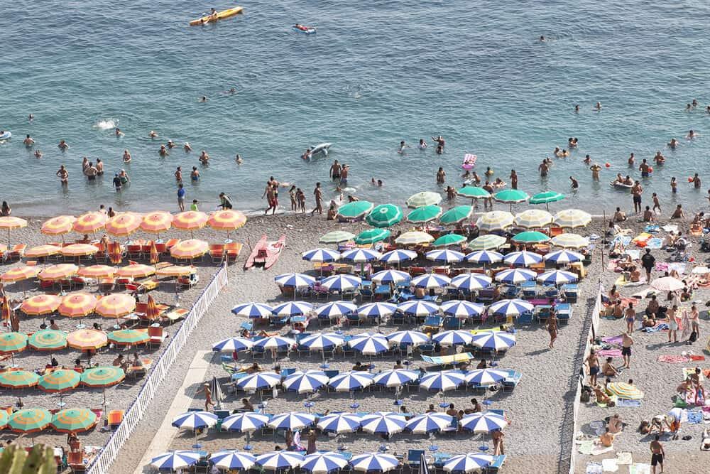 Shop Beach Break in Positano Here