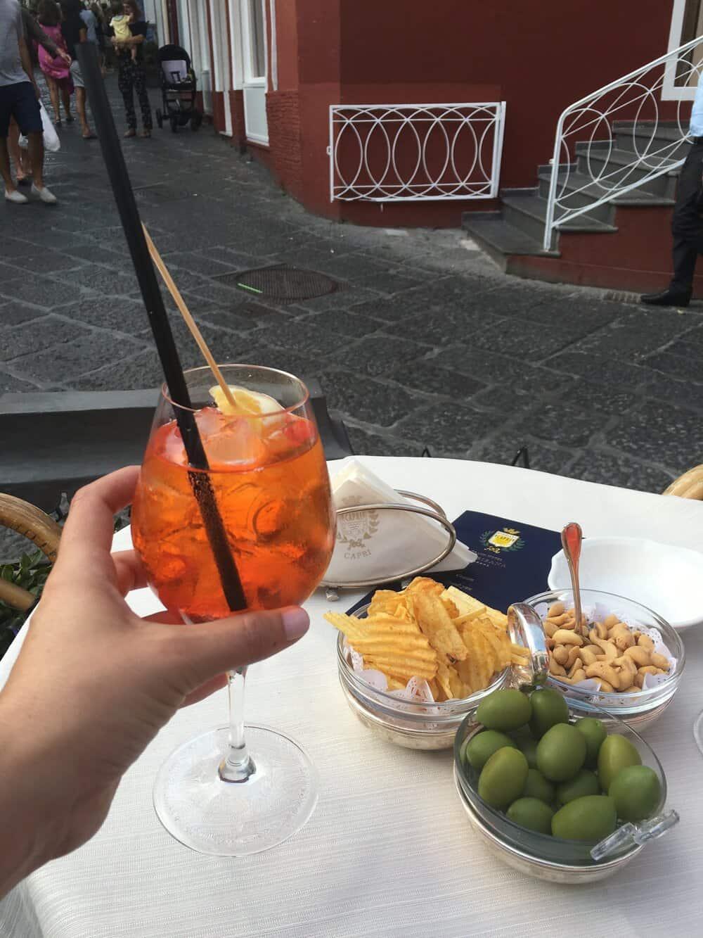 capri italy rebecca plotnick