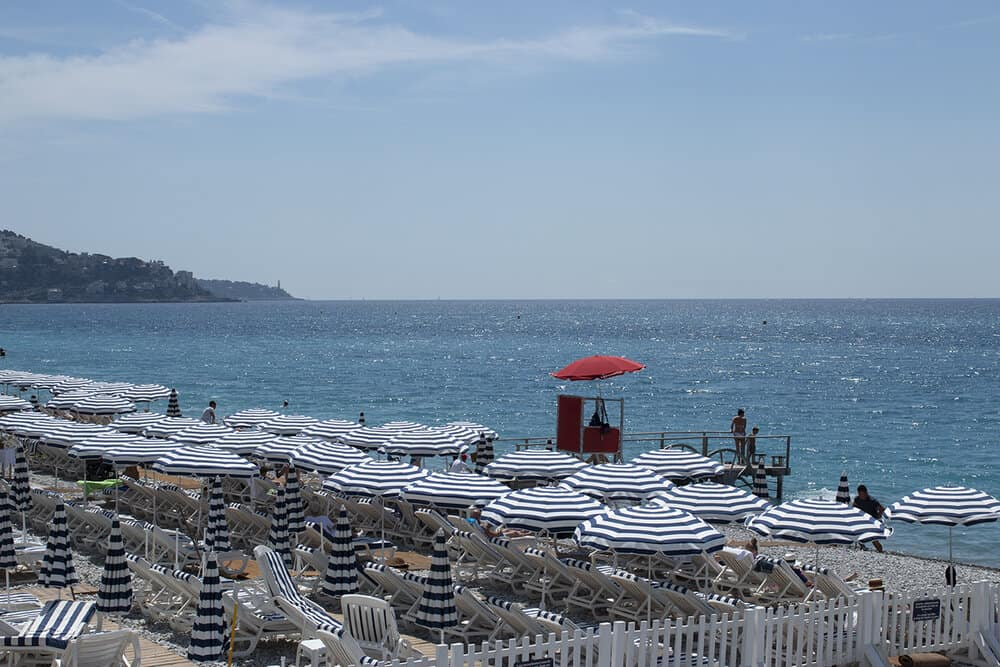 Shop Beach Days in Nice France
