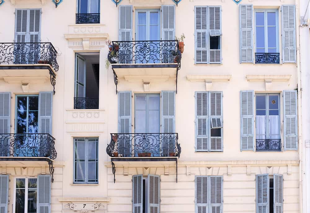 Shop Windows in Nice France Here