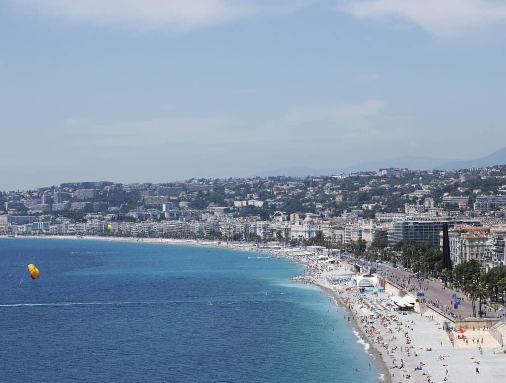 Shop The Beach in Nice