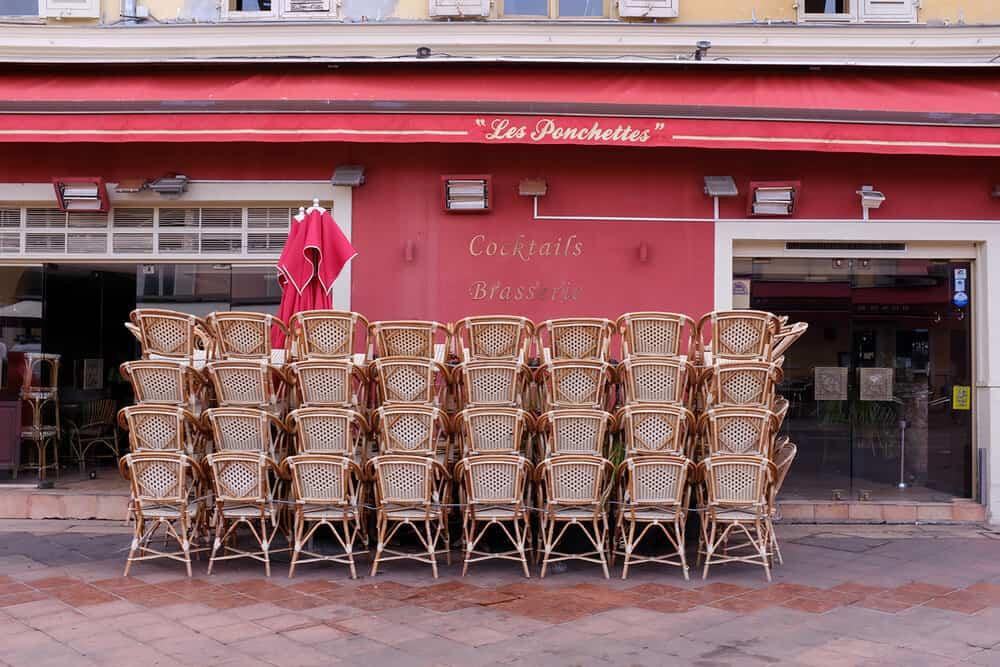 Shop Café in Nice France Here