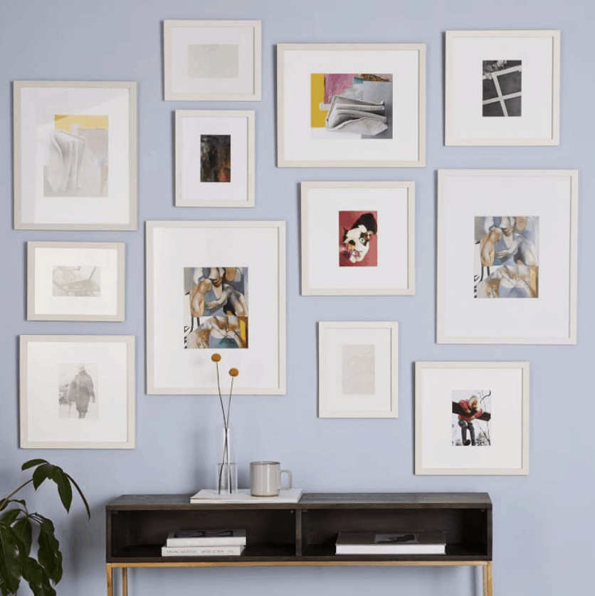 where to buy frames for your gallery wall everyday parisian