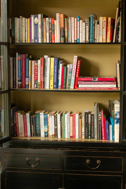 how to frenchify your bookshelf everyday parisian
