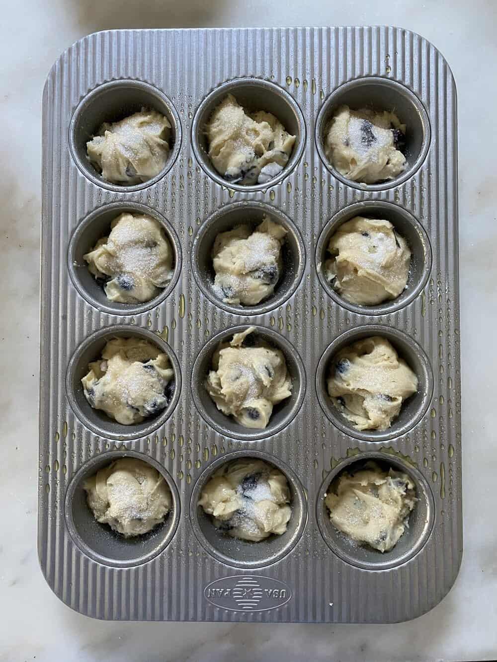 blueberry muffin recipe everyday parisian