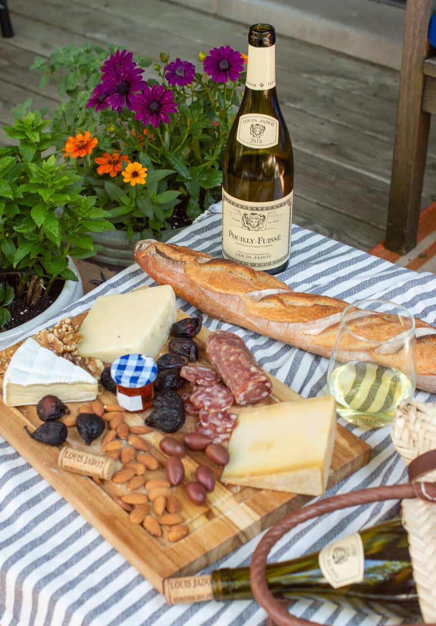 frenchify your summer with Jadot